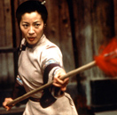 SCREEN ACTION :: Michelle Yeoh: A Kick Above the Rest