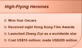 High-flying Heroines