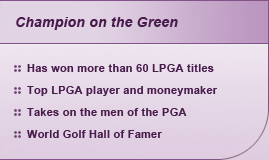 Champion on the Green