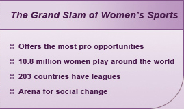 The Grand Slam of Women's Sports