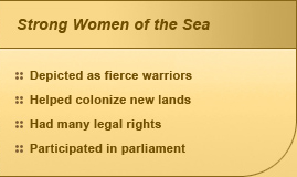 Strong Women of the Sea